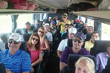באוטובוס במרוקו