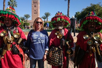 נופשים במרוקו