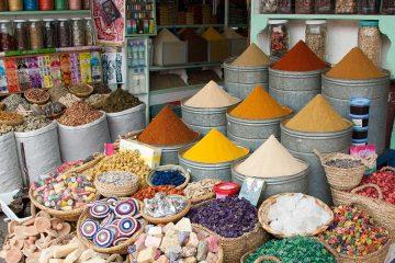 טיולים בשווקים של מרוקו