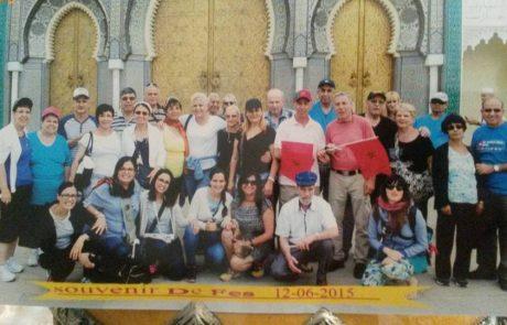 יציאה: 13/10/2019 – סוכות במרוקו הקסומה. ערי המלוכה והסהרה