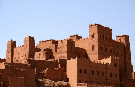 יציאה: 15/02/2018 – ערי המלוכה והסהרה, כולל צפון מרוקו
